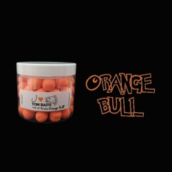 Pop up Orange Bull