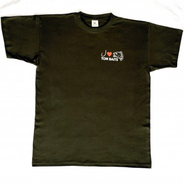 Ce Tee-shirt Tom Baits vous accompagnera lors de vos pêches